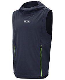 Nike Men's Seattle Seahawks Shield Fly Rush Vest