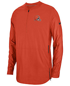 Nike Men's Cleveland Browns Lockdown Jacket