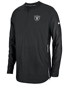 Nike Men's Oakland Raiders Lockdown Jacket