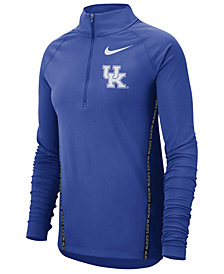 Nike Women's Kentucky Wildcats Element Half-Zip Pullover
