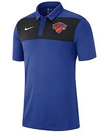 Nike Men's New York Knicks Statement Polo