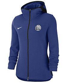 Nike Women's Golden State Warriors Showtime Full-Zip Hoodie