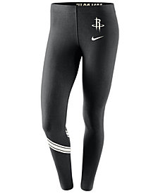 Nike Women's Houston Rockets Leg-A-See Tights