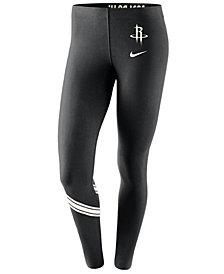 Nike Women's Houston Rockets Leg-A-See Tights