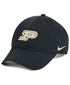 Nike Purdue Boilermakers Dri-Fit Adjustable Cap