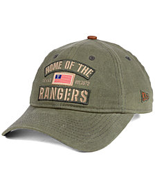 New Era Texas Rangers Home of the Team 9TWENTY Cap