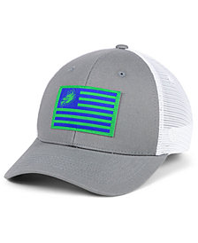 sale retailer aa31a 6c4c8 Top of the World Florida Gulf Coast Eagles Brave Trucker Snapback Cap