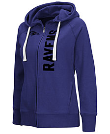 G-III Sports Women's Baltimore Ravens 1st Down Hoodie