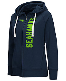 G-III Sports Women's Seattle Seahawks 1st Down Hoodie