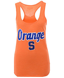 5th & Ocean Women's Syracuse Orange Script Logo Tank