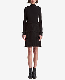 DKNY Turtleneck Dress, Created for Macy's