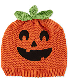 Carter's Baby Boys & Girls Knit Pumpkin Hat