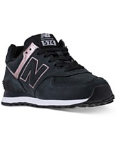 d927d35f849 New Balance Women s 574 Rose Gold Casual Sneakers from Finish Line