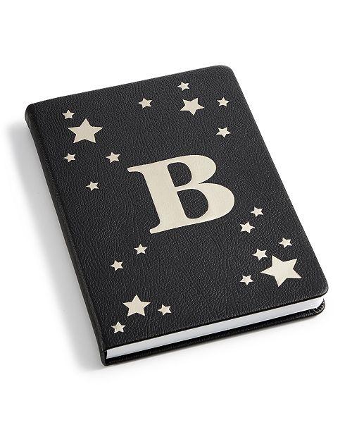 Tri-Coastal Design Monogrammed B Star Bound Journal