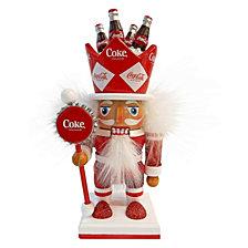 8 Inch Coca Cola Nutcracker