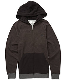 Billabong Toddler Boys Zip-Front Fleece Hoodie