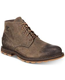 Sorel Men's Madson Waterproof Chukka Boots