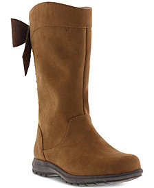 Kenneth Cole Toddler Girls Dolly Bow Boots