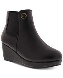 Michael Kors Little & Big Girls Cate Tulip Booties
