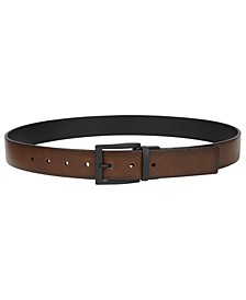 Men's Reversible Casual Belt, Created for Macy's