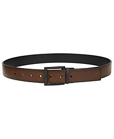 Alfani Men's Reversible Casual Belt, Created for Macy's