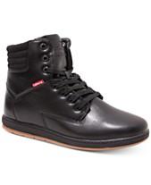 Levi s® Men s Fletcher II Burnish II High-Top Sneakers ad0373797