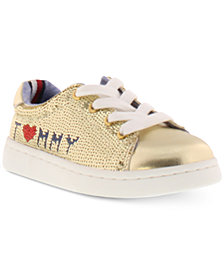 Tommy Hilfiger Toddler Girls Alvina Poe Sneakers