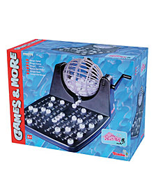 Simba Toys Games and More Bingo Lottery Game
