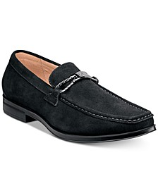 Men's Neville Moc-Toe Slip-On Loafers