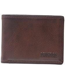 Kenneth Cole Reaction Men's Erben Traveler RFID Wallet