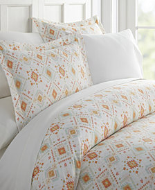 Home Collection Premium Ultra Soft 3 Piece Duvet Cover Set, Queen/Full