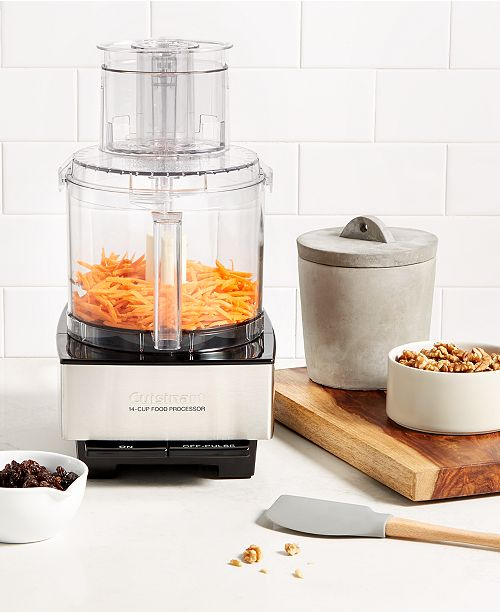 Cuisinart DFP-14BCNY Custom 14-Cup Food Processor & Reviews