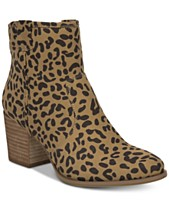 f30a0bed576e Women's Ankle Boots: Shop Women's Ankle Boots - Macy's