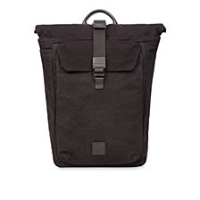 Knomo London  Novello Rolltop Backpack 15""