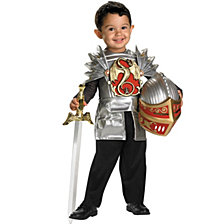 Knight of The Dragon Toddler Boys Costume