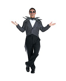 The Nightmare Before Christmas Jack Skellington Little and Big Boys Costume