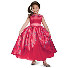 Elena of Avalor Elena Ball Gown Deluxe Toddler Girls Costume
