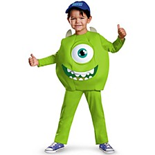 Monsters U Mike Little and Big Boys Costume