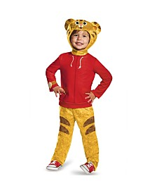 Daniel Tiger Classic Toddler Boys Costume