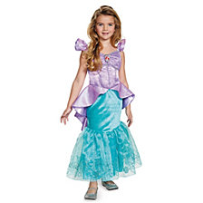 Disney Storybook Ariel Prestige Toddler Girls Costume