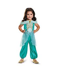 Disney Princess Jasmine Classic Little Girls Costume