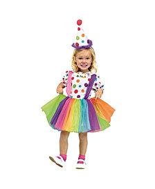 Big Top Fun Toddler Girls Costume