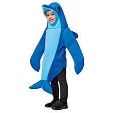 Dolphin Little Boys Costume