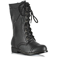 Combat Big Boys or Girls Boots
