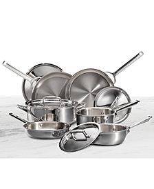 Wolf Gourmet 10-Pc. Cookware Set