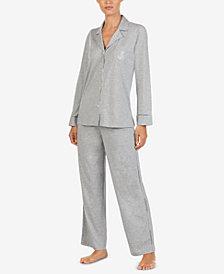 Lauren Ralph Lauren Knit Pajama Set