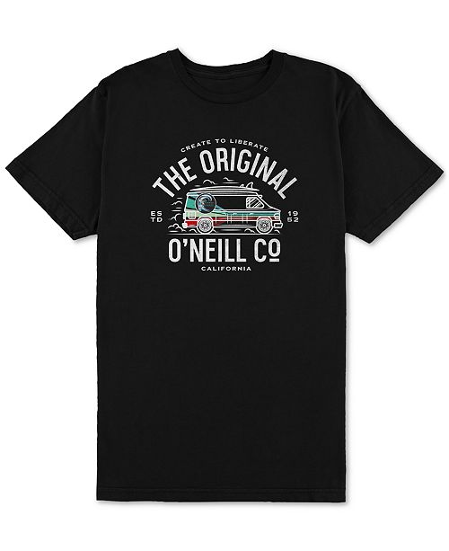 96ee5eba28618 Product Details. The custom-fit design and cool vintage-inspired graphic  bring plenty of contemporary style to this all-cotton crewneck ...