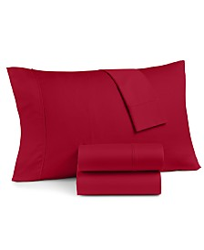 AQ Textiles Grayson 4-Pc California King Sheet Set, 950 Thread Count Cotton Blend