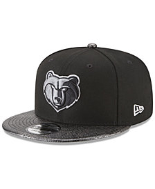 New Era Memphis Grizzlies Snakeskin Sleek 9FIFTY Snapback Cap