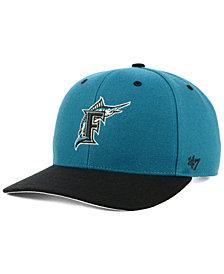 '47 Brand Florida Marlins 2 Tone Coop MVP Cap